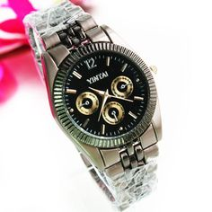 New Fashion Casual Business Steel Strip Watch