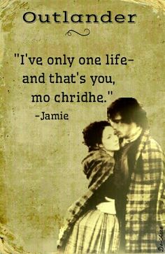 Outlander Love/Jamie & Claire **sigh **