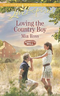 Barrett's Mill, book 4 (August 2015) City girl Tess Barrett hopes her move to Barrett's Mill, Virginia, will give her a fresh start. As she gets to know the family she's never met and works at their sawmill, things fall into place. Until she meets Heath Weatherby. After narrowly escaping an oil rig explosion, Heath won't waste his second chance and wants to start a family—with Tess. But she's convinced they're just too different. Could this charming country boy be her one true love?