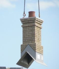 Faststack, the original pre-fabricated real brick slip chimney from Ibstock Kevington, is now the first of its kind to achieve British Board...
