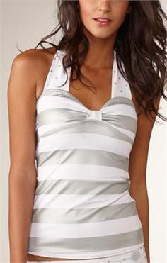Cute tankini top
