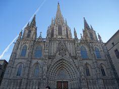 #barcelona Catedral Gótica