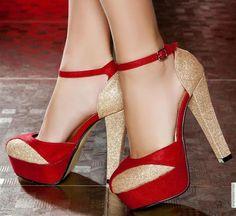 Kırmızı ayakkabı modelleri - http://www.modelleri.mobi/kirmizi-ayakkabi-modelleri/