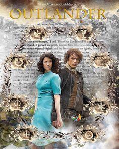James Fraser Outlander, Outlander Fan Art, Outlander Series, Claire Fraser, Jamie And Claire, Jamie Fraser, True Blood, White Collar, Buffy