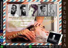 Un barbero en la ciudad