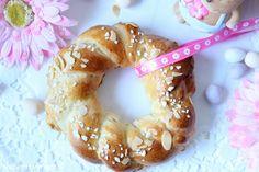Rezepte mit Herz ♥: Kleine Osterkränze