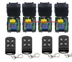 31.02$  Buy here - https://alitems.com/g/1e8d114494b01f4c715516525dc3e8/?i=5&ulp=https%3A%2F%2Fwww.aliexpress.com%2Fitem%2FNew-AC220V-1CH-Radio-Controller-RF-Wireless-Relay-Remote-Control-Switch-four-Transmitter-4-Receiver-JRL220V%2F32745376984.html - New AC220V 1CH Radio Controller RF Wireless Relay Remote Control Switch  four Transmitter + (4) Receiver --JRL220V-19