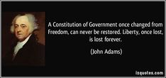 From local government to the White House, the war on the Constitution continues