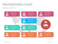 powerpoint - organizational chart google slides | all me! | pinterest, Presentation templates