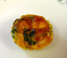 Debbi Does Dinner... Healthy & Low Calorie: Zucchini Egg Frittata Nests