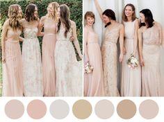 Cuando decidimos tener damas en nuestra boda, el tema del color del vestido se puede poner (muy) interesante. Afortunadamente, están en tendencia los vestidos de damas de colores vibrantes y estampados que no siempre son todos del mismo color, pero que sí armonizan. Para ayudarte en ladecisión de la paleta de color de tusdamas, te …