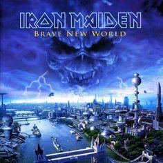 "Cover ""Bbrave new World"" 2000"