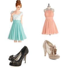 """Dresses"" by jadey-louis-girl on Polyvore"