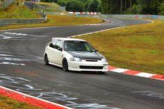 ijwhiteman's Honda Civic Type-R EK9 via the EK9.org  forums
