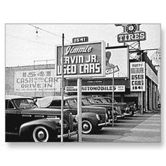 vintage LA  used cars