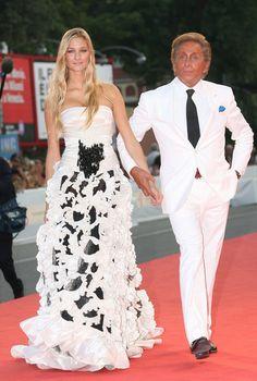 "the dress! ""The Devil Wears Prada"" Venice Premiere"
