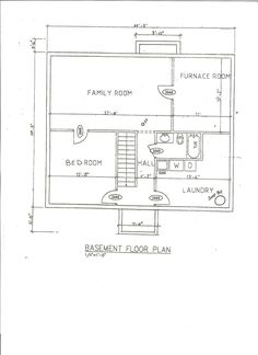 Awesome Basement Floor Plans Photos Decoration Ideas: Amazing Basement  Floor Plans | The Home Sitter