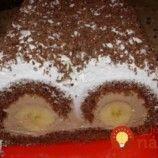 """Neskutočne chutná roláda """"Mačacie očká"""": A je úplne bez múky! - My site Czech Recipes, Ethnic Recipes, Brownie Cookies, Low Carb Recipes, Nutella, Tiramisu, Cake Recipes, Sweet Tooth, Food And Drink"""