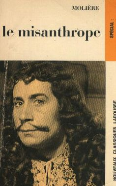 MOLIERE – Le misanthrope
