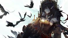 This HD wallpaper is about Fate/Apocrypha , anime girls, Assassin of Red (Semiramis) (Fate/Apocrypha), Original wallpaper dimensions is file size is Assassin Of Red, All Assassins, Fate Zero, Fate Stay Night, Semiramis Fate, Overlays, Manga Anime, Anime Art, Fate Characters