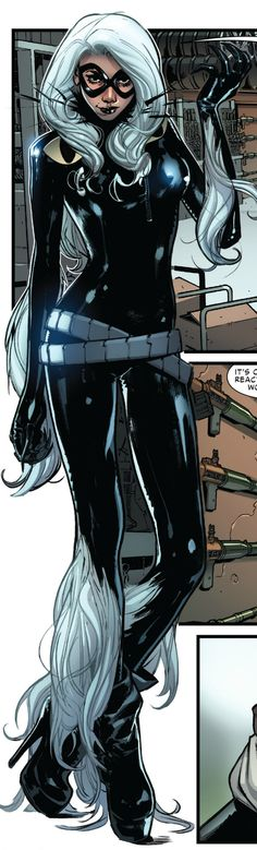 "Black Cat ""spider-man (2016) #11"""