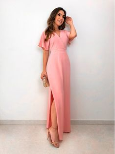 Dressy Outfits, Modest Outfits, Fashion Outfits, Cute Dresses, Prom Dresses, Formal Dresses, Indian Look, Weeding Dress, Long Summer Dresses