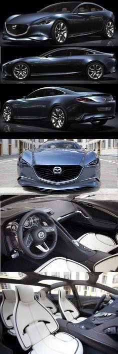 Mazda Shinari Concept (2010)