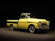 Chevrolet Apache 31 Cameo Fleetside '1958