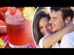 Bebe Esto Antes de Irte a la Cama, Mejor que Usar cualquier Píldora y Lo Mejor es Natural - YouTube