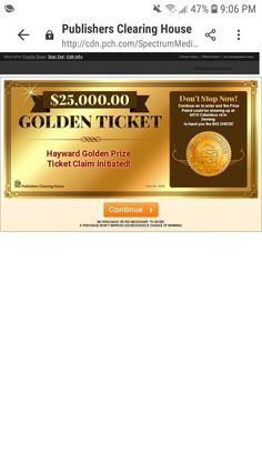 PCH pay all my bills with a golden ticket June 2019 1 million a week for life Gateway number Antonio Clark Detroit Michigan 48208 Win A House, Anxiety Disorder Treatment, Disney Movie Rewards, Boss Me, Golden Ticket, Publisher Clearing House, Online Sweepstakes, Real Life, Number 13