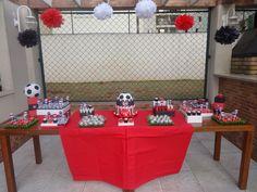 Futebol de 2 a 10 anos - Conheça as Principais Tendências nas Festas de Aniversário para Meninos