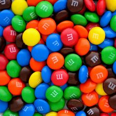 Colorful M&Ms Candy Pills Overlap #iPad #Air #wallpaper