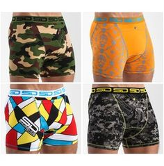 Mens Beach Swim Trunks Cartoon Cute Bird Hummingbird Vulture Bird Boxer Swimsuit Underwear Board Shorts with Pocket