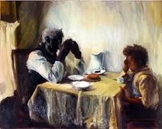 henry ossawa tanner the thankful poor African American Artist, American Artists, Henry Ossawa Tanner, Intro To Art, Art History, Blues, Thankful, Google Search, Painting