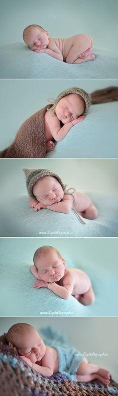 Newborn photography - fotografía de recien nacidos  www.lephotograph.es