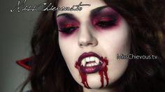MissChievous.tv: Vampire Makeup