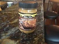 No Calorie, No Calorie, No Sugar Whipped Peanut Butter!