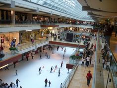 The Houston Galleria Mall http://womenbuddy.com/best-things-to-do-in-texas.html