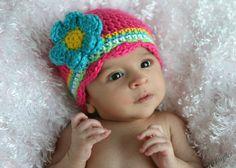 Die 236 Besten Bilder Von Baby Girl Hats In 2019 Baby Knitting