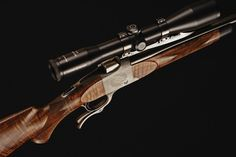 Ruger's model #1  one of the finest rifles made