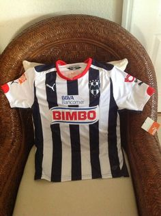 Mexico RAYADOS de Monterey puma soccer/futbol Jersey NWT Size XL Youth in Sporting Goods, Team Sports, Soccer | eBay