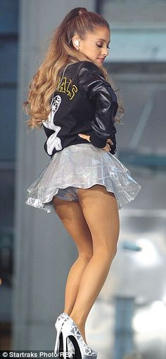 Ariana Grande - Today Show 08/29/14