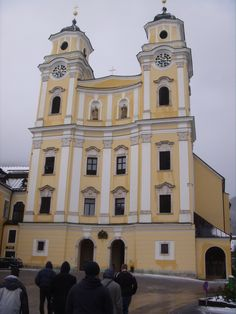 """The church from """"The Sound of Music."""""""