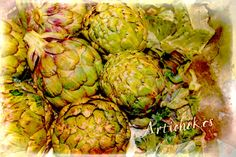 Artichokes by heARToftheFARM on Etsy, $120.00