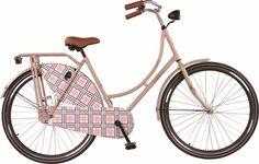 Omafiets Altec London Creme 28 Inch | bestel gemakkelijk online op Fietsen-verkoop.nl