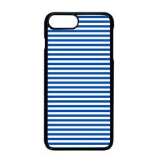 Classic marine stripes pattern, retro stylised striped theme iPhone 8 Plus Seamless Case (Black) Apple Mobile, Iphone 8 Plus, Creative Design, Iphone Cases, Stripes, Retro, Classic, Prints, Pattern