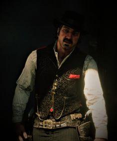 John Marston, Cowboy Games, Read Dead, Red Dead Redemption Ii, Rdr 2, Sherlock Holmes, Cry, Videogames, Dutch
