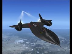 The Lockheed SR-71 Blackbird (so named for its heat-resistant black paint) first flew in 1964, and since that time it has remained the world's fastest aircraft.