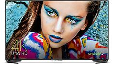 Sharp LC-60UE30U 60-Inch 4K Ultra HD 120Hz Smart LED TV (2015 Model)