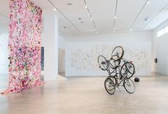 De La Cruz Collection is an extensive three-story space for contemporary art. #Miami, #Florida